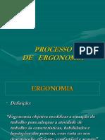 Ergonomia Intodução