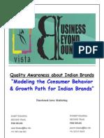 Indian Brands-Business Beyond Boundaries