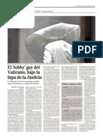 Fiscalia de Savona investiga al Vaticano