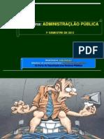 Administração Publica Slides