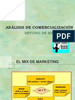 Esquema de Un Proyecto Marketing Mix
