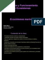 Ecosistemas Marinos Clase15