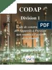 CODAP 2005 - Division 1