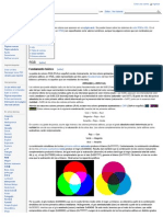0 Colores HTML