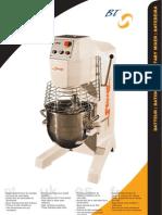 Batedeira, planetary mixer