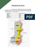 Provincia de Palpa