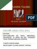 NEOPLASMA TULANG