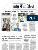 The Daily Tar Heel for June 27, 2013