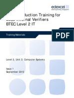 ICT TrainingMaterials