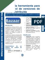 Bazaar la herramienta para el control de versiones de forma distribuida