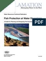 Fish Protection at Water Diversions