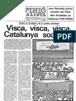 L'Opinió Socialista n. 1 / 16.07.78