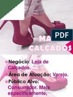 SLIDE MART CALÇADOS