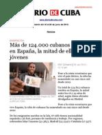 Boletín de DIARIO DE CUBA | Del 18 al 26 de junio de 2013