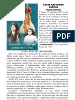Fatima -Lucia Racconta