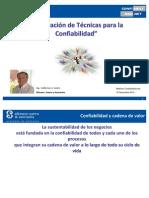 Integracion de Tecnicas Para Confiabilidad Guillermo Sueiro