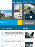 Conversion Technologies for Advanced Biofuels