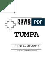 REVISTA TUMPA 2011
