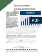 Producto Nacional Bruto Del Peru