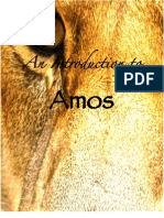 Book of Amos (a study guide)