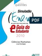 Simulado Guia Do Estudante 2010 ( Humanas )