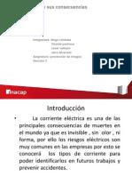 Riesgos eléctricos y sus consecuencias (2)