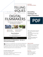 Storytelling Techniques for Digital Filmmakers—by Ross Hockrow