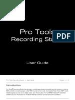 Manual Pro Tools