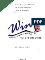 102022063 Manual de WinCaja