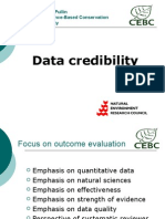 EEF Data Cred