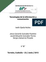 Administracion de Proyectos de TI II