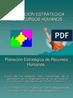 PLANEACIÓN ESTRATEGICA DE RECURSOS HUMANOS