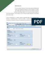 Configuración y operaciones Multisociedad FI