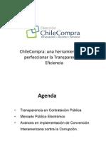 Chile Compra Una Herramienta Para Perfeccionar La Transp y Eficiencia