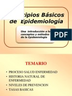 SEMANA 02 Definiciones Salud Enfermedad Historia Natural Niveles Prevencion