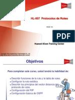 HL-007 Protocolos de Ruteo(v5 0)