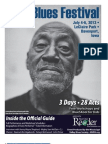 2013 Mississippi Valley Blues Festival Guide Published by the River Cities' Reader