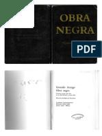 Gonzalo Arango - Obra Negra