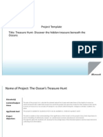 Project Template Yr 5
