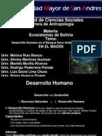 Bosque Seco - Ecosistemas de Bolivia