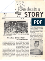 Rhodesian Story 1962 Africa
