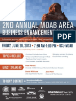 2nd Annual Business Enhance Summit 2013