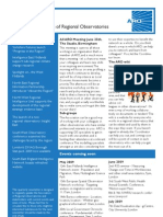 ARO Newsletter May 09