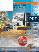Flyer Ultra PRO Computers Decembrie