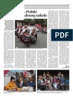 Dzień Polski w rządowej szkole