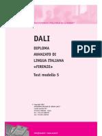 AIL DALI-C1 Test Modello 5
