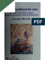 INUAKI Reptilianul Din Mine - Aryana Havah
