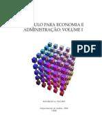 Cálculo para Economia