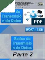 Redes de Transmisic3b3n de Datos Parte 2 2011 2