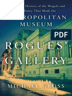Rogues' Gallery, by Michael Gross - Excerpt